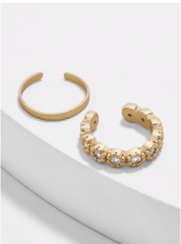 The Cutest Ear Cuffs