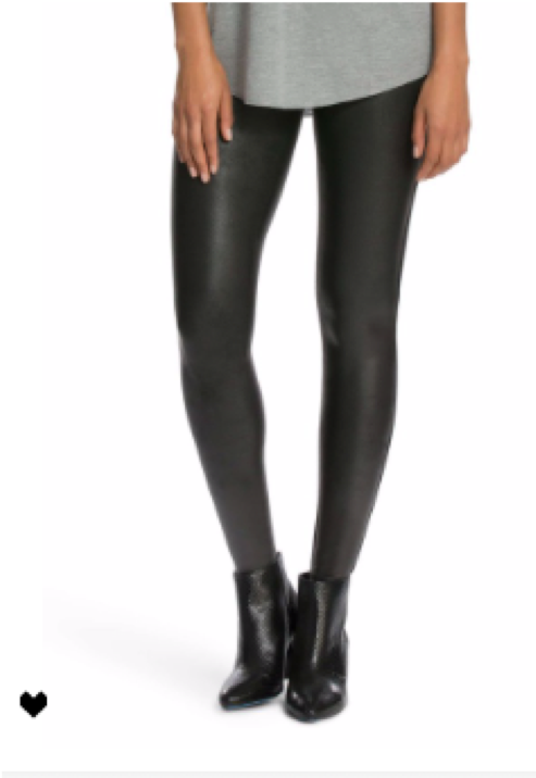 The Spanx Leggings Everyone Raves About